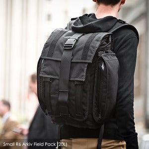 Image of Arkiv® Field Pack Vertical Zippered Pocket 拉鍊側袋