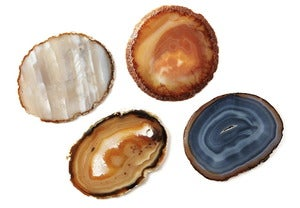 Image of Natural Agate Stone Coasters