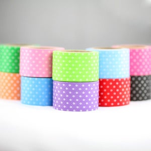 Image of Spots + Dots Washi Tape