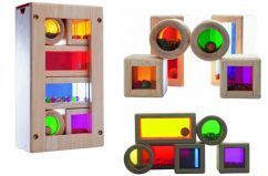 Image of Rainbow Sound Blocks