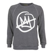 Image of No Kings Crewneck Sweatshirt
