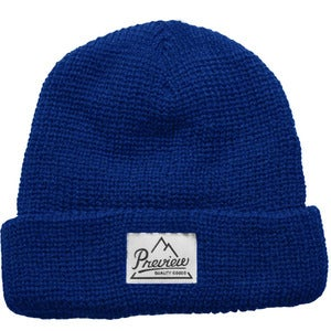 Image of Preview Robber Beanie, Royal Blue