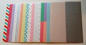 Image of Washi tape sheets/stickers