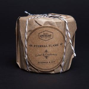 Image of Eternal Flame Candle - Cedar & Cardamom