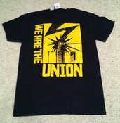 Image of Bad Brains Black &amp; Yellow T-Shirt