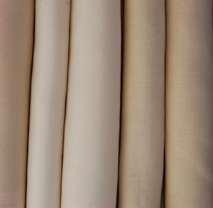 Image of dyeable vintage silk