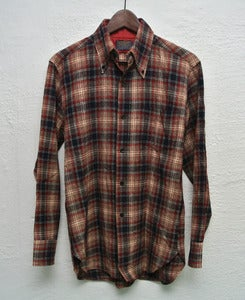 Image of Pendleton wool overshirt (S) #2