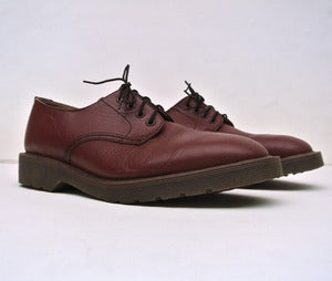 Image of Stead and Thompson shoes (Size 40)
