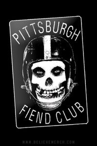 Image of Pittsburgh Fiend Club sticker