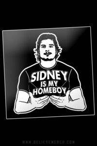 Image of Sid sticker