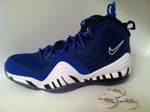 "Image of Nike Air Penny V (5) ""Memphis Tigers"""