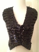 Image of Sequin Vest