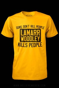 Image of Guns dont kill people, LaMarr Woodley kills people