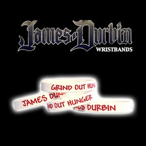 Image of Special Edition - James Durbin Wristbands