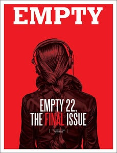 Image of Empty Issue 22