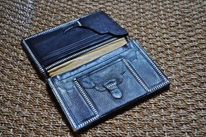 Image of Vintage Leather Wallet