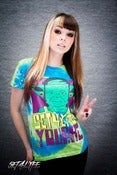 Image of S4L 'YODUH' TIE DYE T (Ladies)