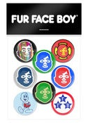 Image of FFB Button Pack