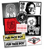 Image of FFB Sticker Pack