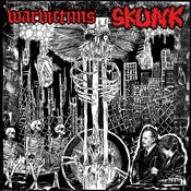 Image of WARVICTIMS / SKUNK -SPLIT EP