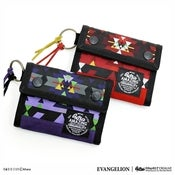 Image of FILTER017 X EVANGELION - EVA FOLK STYLE WALLET