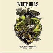 Image of White Hills - Live At Roadburn 2011 (White Vinyl)