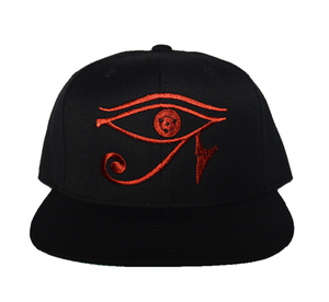 Image of HORUS Sharingan snapback