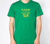 Image of NEW!! Green/Gold Crown