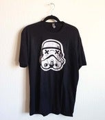 Image of SLOTH Trooper black T-Shirt