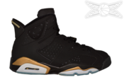 Image of Jordan 6 from DMP Pack SPLIT PACK