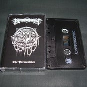 "Image of DEMONOMANCY ""The Premonition"" Cassette"