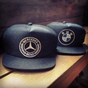 Image of MERCEDES BENZ & BMW (BENZ) SNAPBACKS