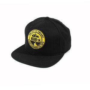 City Of Dreams Snapback Black