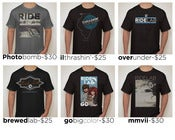 Image of Mens T-shirts