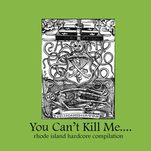 "Image of AA#54 v/a ""You Can't Kill Me, I'm Already Dead"" 2012 RIHC Comp. LP/Download"