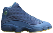 Image of Nike Air Jordan 13 Squadron Blue