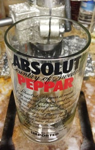 Image of Absolut Peppar Tall Tumbler