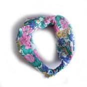 Image of Alice Rose Floral Vintage Headscarf