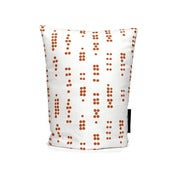 Image of Coffee cosy, Dot terracotta