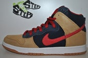 "Image of Nike Dunk High Premium SB ""Reese Forbes"""