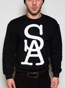 Image of SA Team Sweatshirt - Black