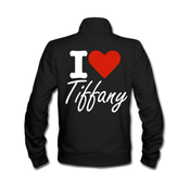 Image of I ♥ Tiffany Jacket - Personalized