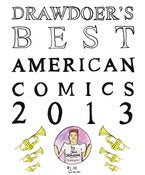 Image of DRAWDOER&amp;#x27;S BEST AMERICAN COMICS 2013 - &quot;I did my best.&quot;