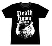 "Image of Death Hymn Number 9 ""Satanic Underlord"" Shirt"