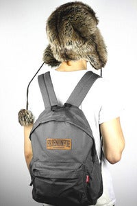 Image of The Grey Backpack
