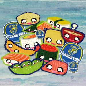 Image of Stickerolla Packs