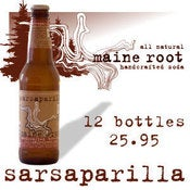 Image of Sarsaparilla soda