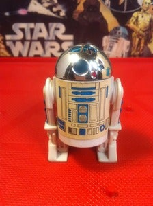 Image of Artoo-Detoo (R2-D2) With Pop-Up Lightsaber (Missing Lightsaber)