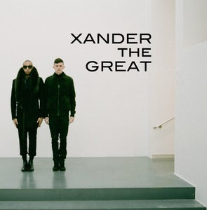 Image of Xander The Great - Bloodhound / Cold Skin 7&quot; (SIGNED COPY)