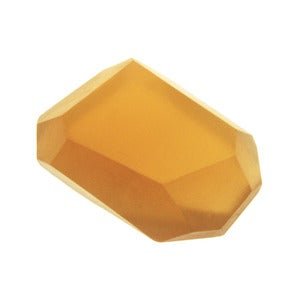 Image of Soap Stones by PELLE: Amber/Cedarwood Nugget 2oz